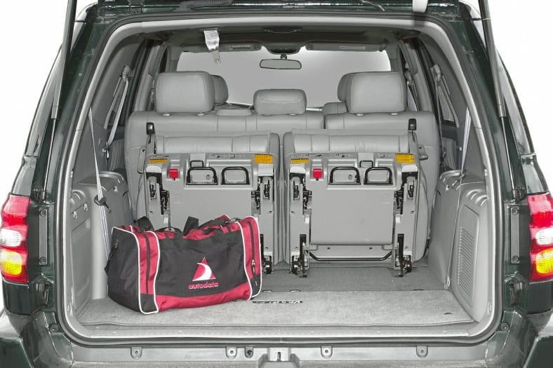 2002 Toyota Sequoia Exterior Photo
