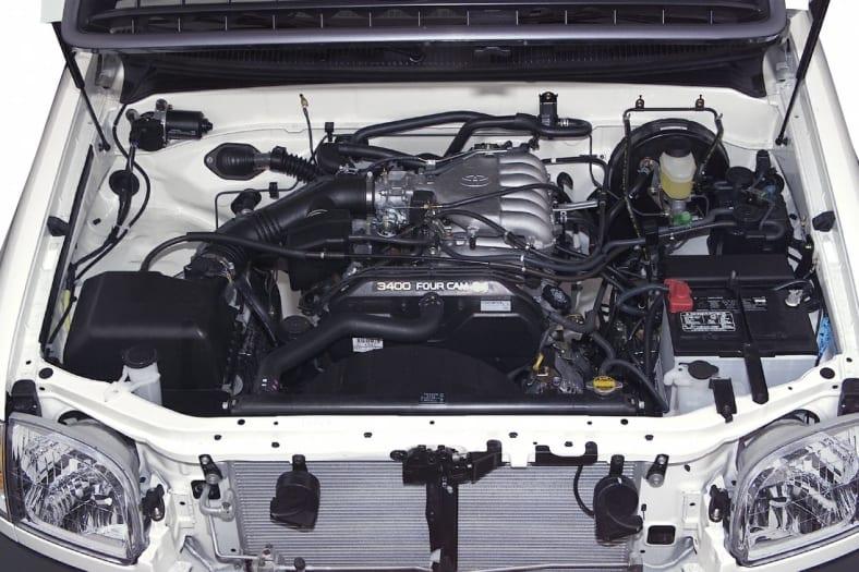 2002 Toyota Tundra Exterior Photo