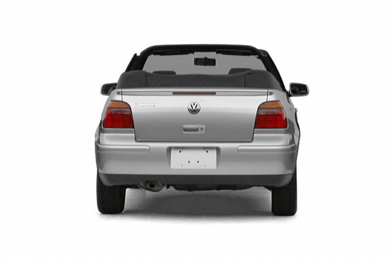 2002 Volkswagen Cabrio Exterior Photo