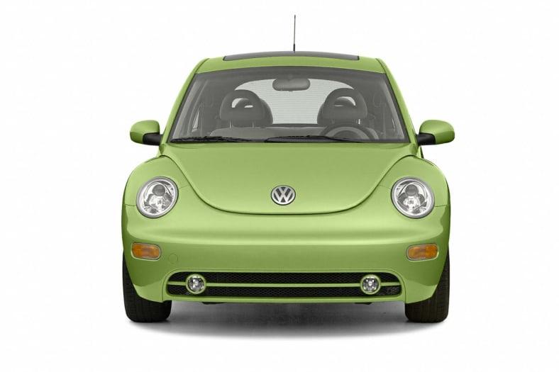 2002 Volkswagen New Beetle Exterior Photo