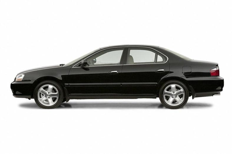 2003 Acura TL Exterior Photo