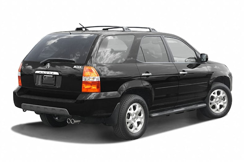 2003 Acura MDX Exterior Photo