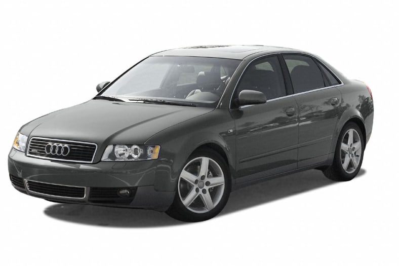 2003 audi a4 1 8t 4dr all wheel drive quattro sedan. Black Bedroom Furniture Sets. Home Design Ideas