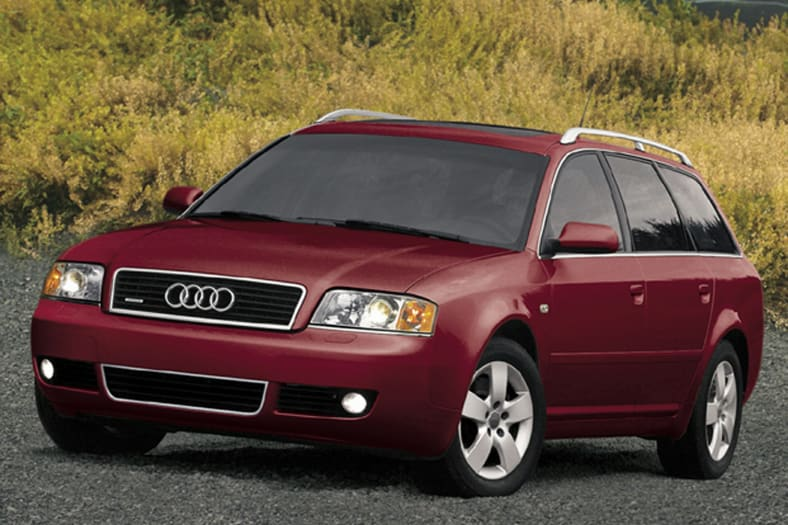 2003 Audi A6 Exterior Photo