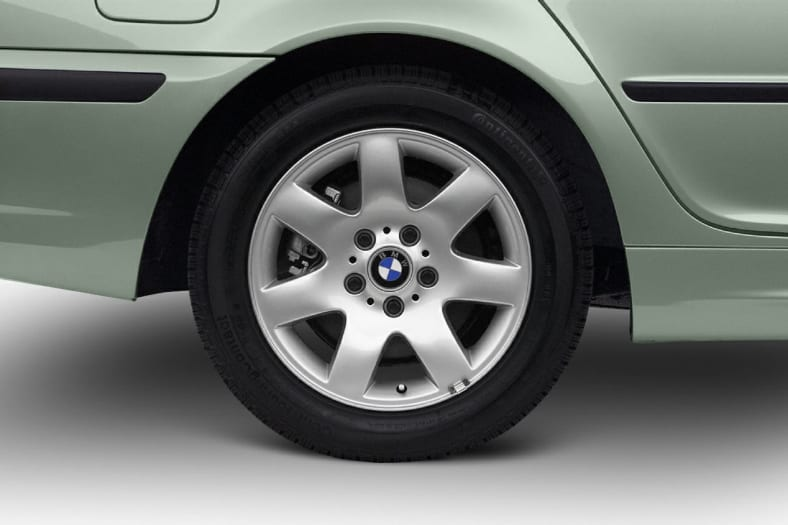 2003 BMW 325 Exterior Photo