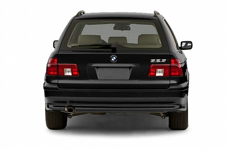 2003 BMW 525 Exterior Photo