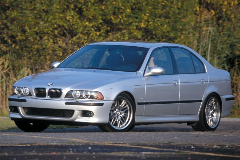 2003 BMW M5 Exterior Photo