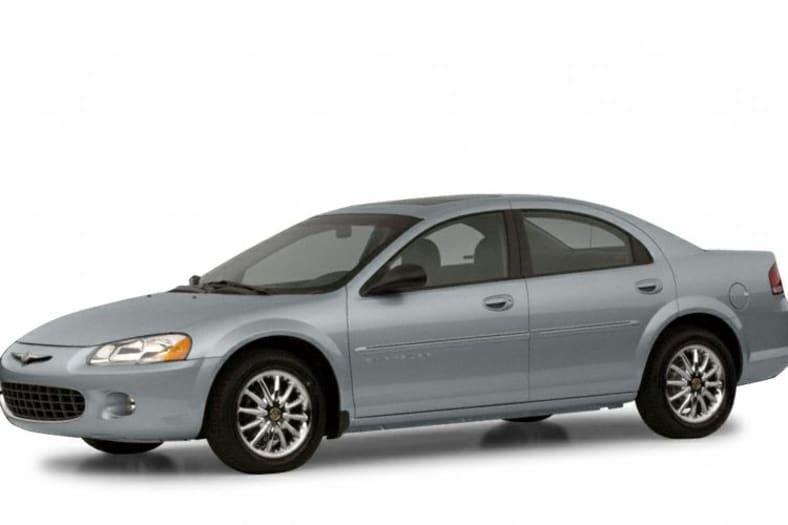 2003 Chrysler Sebring Pictures