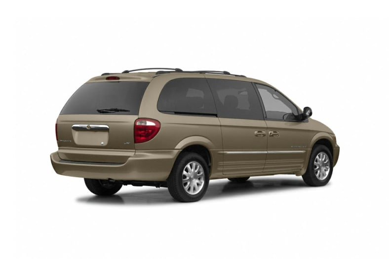 2003 Chrysler Town & Country Exterior Photo