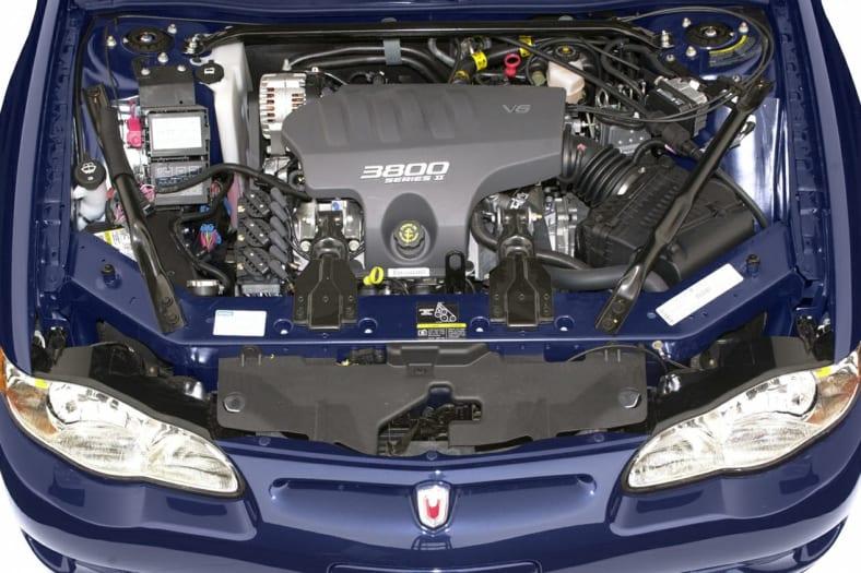2003 Chevrolet Monte Carlo Exterior Photo
