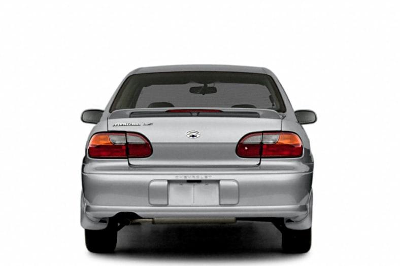2003 Chevrolet Malibu Exterior Photo