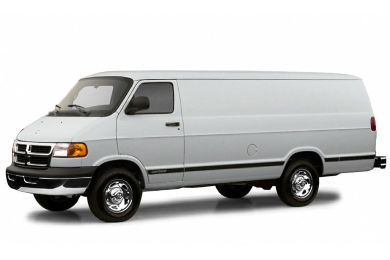 2003 Dodge Ram Van 3500 Exterior Photo