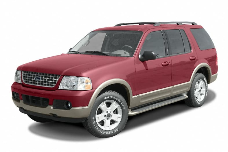 2003 ford explorer xlt 4 0l sport 4dr 4x4 information. Black Bedroom Furniture Sets. Home Design Ideas