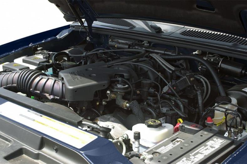 2003 Ford Explorer Sport Trac Exterior Photo