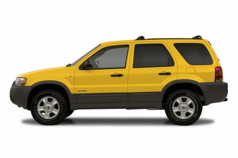 2003 Ford Escape Exterior Photo