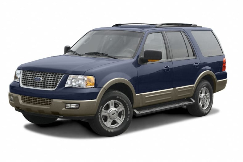 2003 Ford Expedition Exterior Photo