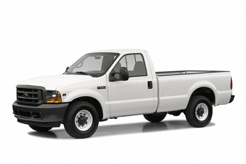 2003 Ford F-350 Exterior Photo