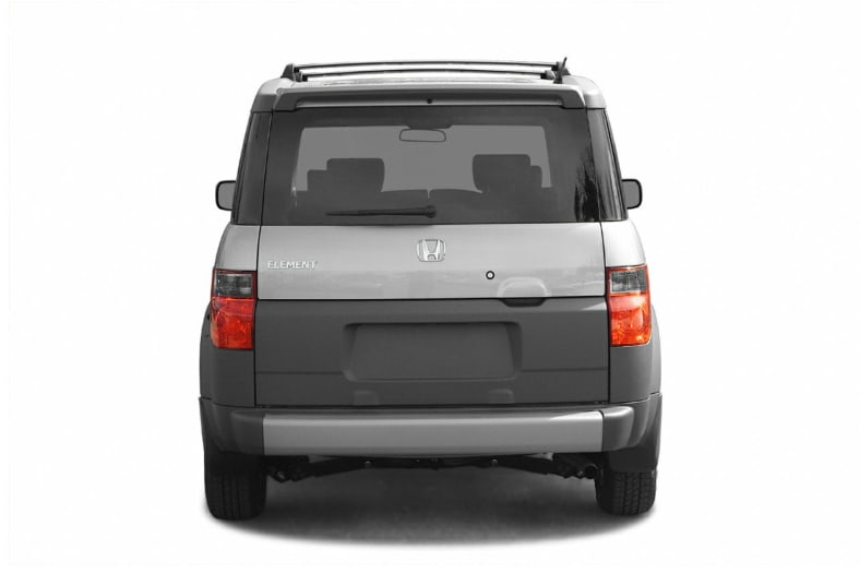 2003 Honda Element Exterior Photo
