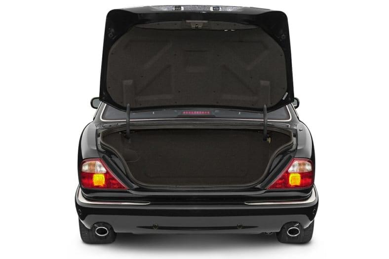 2003 Jaguar XJ Exterior Photo