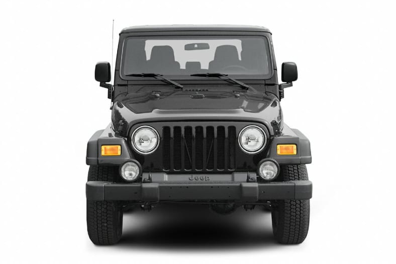2003 Jeep Wrangler Exterior Photo