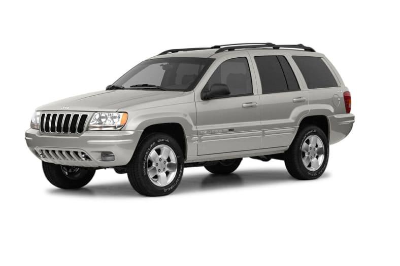 2003 Grand Cherokee