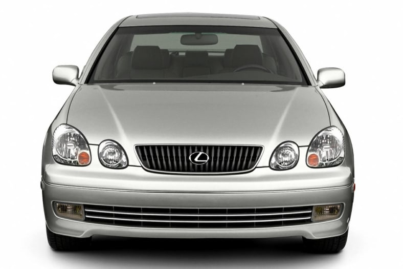 2003 Lexus GS 300 Exterior Photo