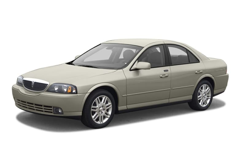 2003 Lincoln LS Exterior Photo