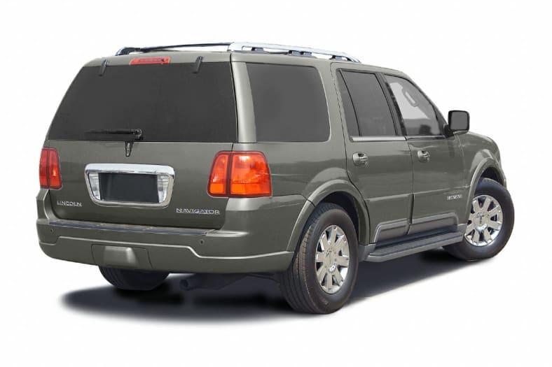 2003 Lincoln Navigator Exterior Photo