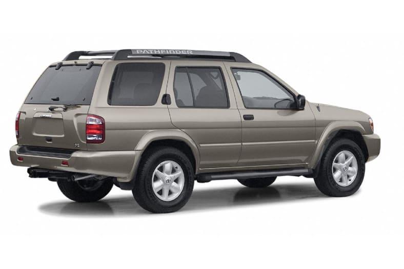 2003 Nissan Pathfinder Exterior Photo