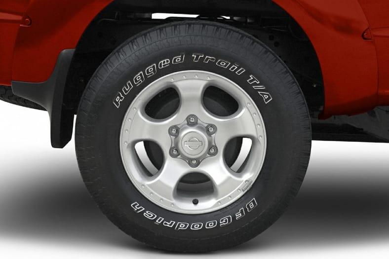2003 Nissan Frontier Exterior Photo