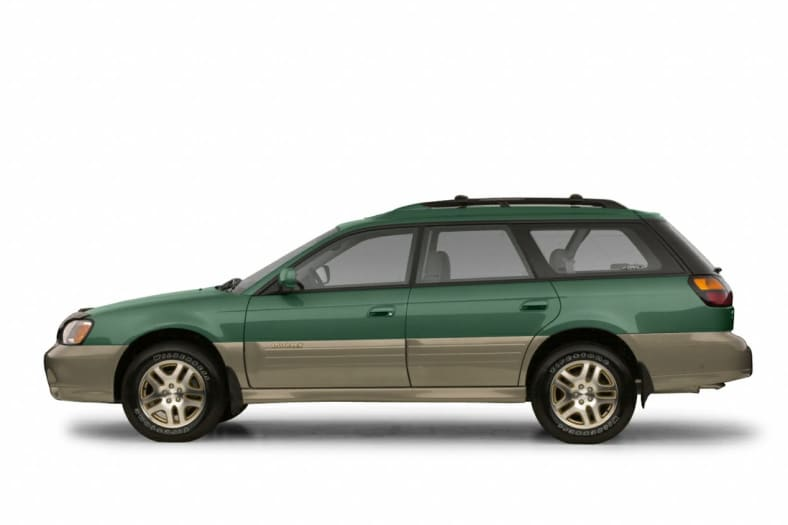 2003 Subaru Outback H6 3 0 L L Bean Edition 4dr All Wheel Drive Station Wagon Pictures