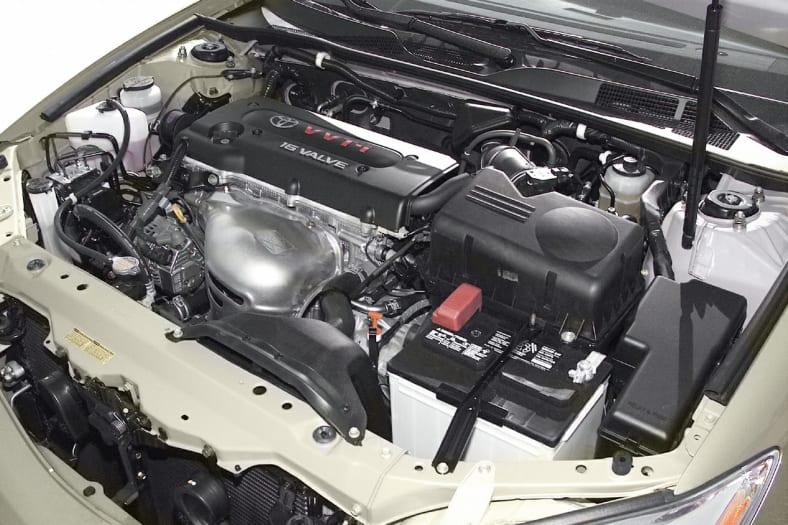 2003 Toyota Camry Exterior Photo