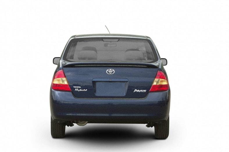 2003 Toyota Prius Exterior Photo