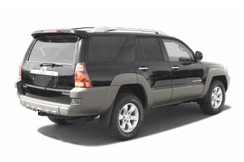 2003 toyota 4runner sr5 sport v8 4x2 pictures. Black Bedroom Furniture Sets. Home Design Ideas