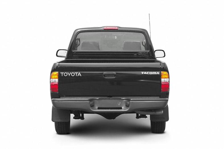 2003 Toyota Tacoma Exterior Photo