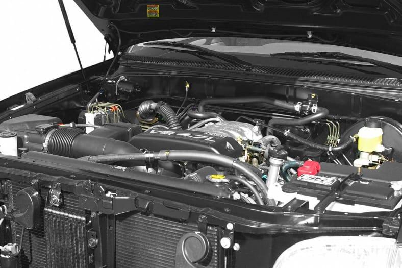 2003 Toyota Tundra Exterior Photo