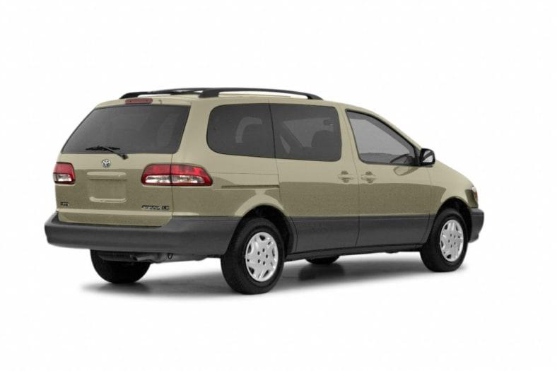 2003 Toyota Sienna Exterior Photo
