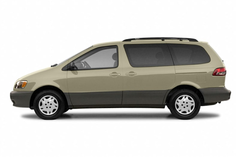 2003 Toyota Sienna Exterior Photo