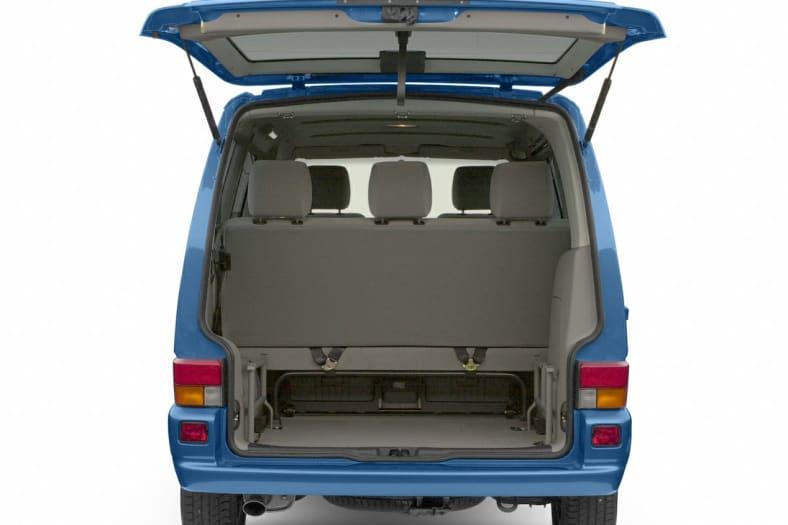 2003 Volkswagen EuroVan Exterior Photo