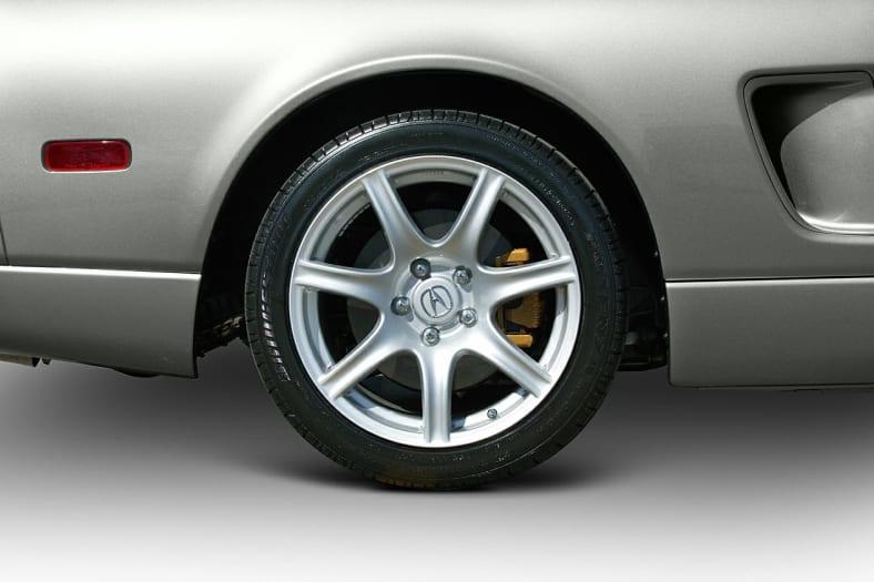 2004 Acura NSX-T Exterior Photo