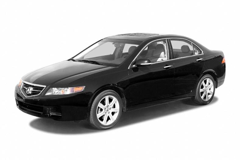 2004 Acura TSX Exterior Photo