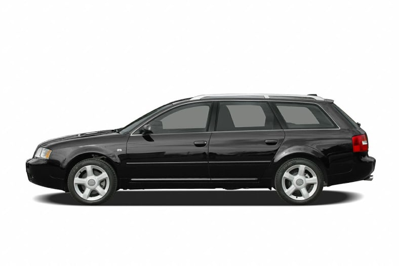 2004 Audi A6 Exterior Photo
