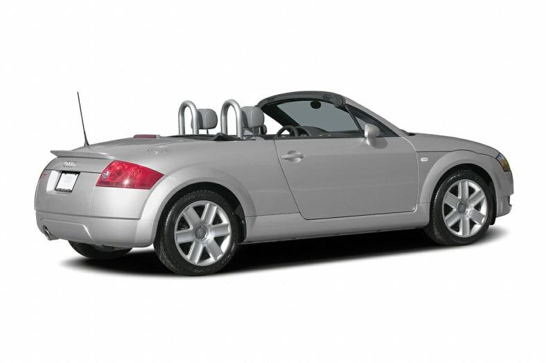 2004 Audi TT Exterior Photo