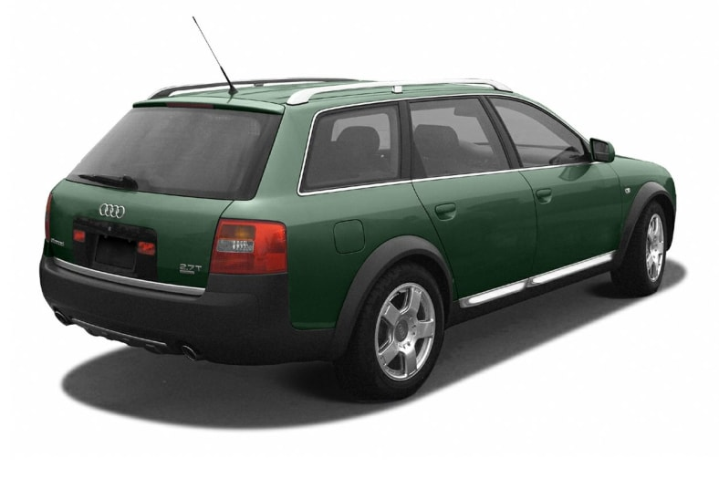 2004 Audi allroad Exterior Photo