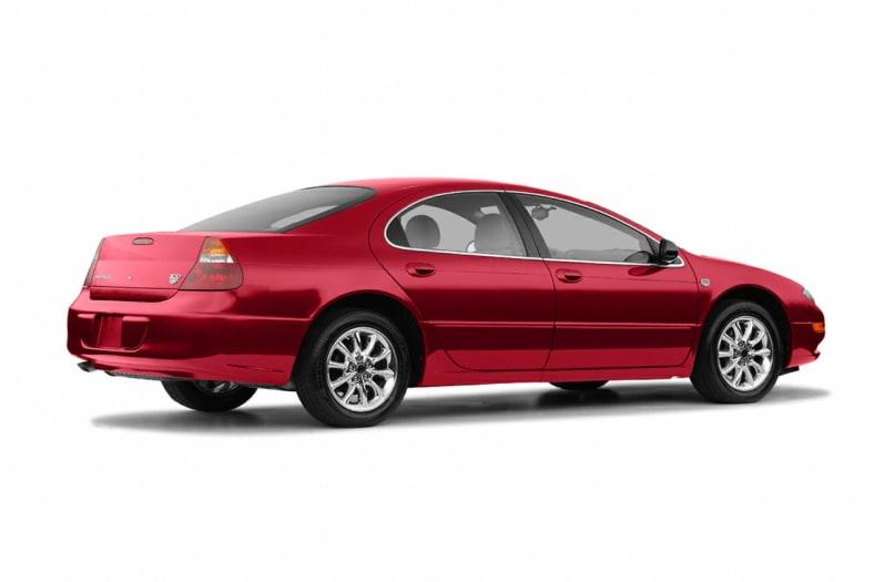 2004 Chrysler 300M Exterior Photo