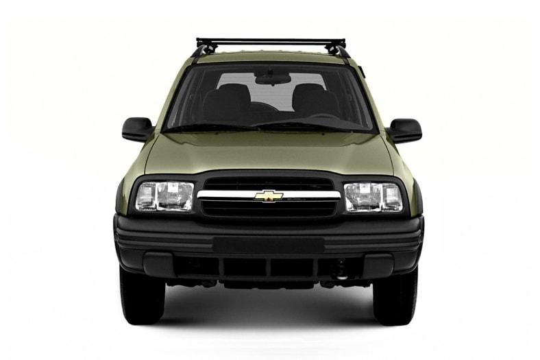 2004 Chevrolet Tracker Exterior Photo