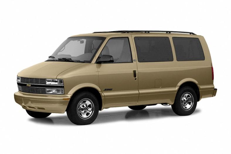2004 Chevrolet Astro Exterior Photo