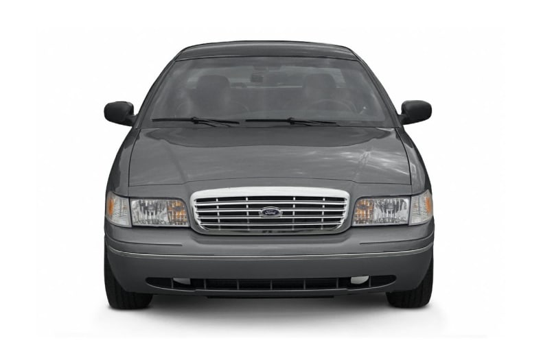 2004 Ford Crown Victoria Exterior Photo