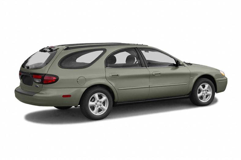 2004 Ford Taurus Exterior Photo
