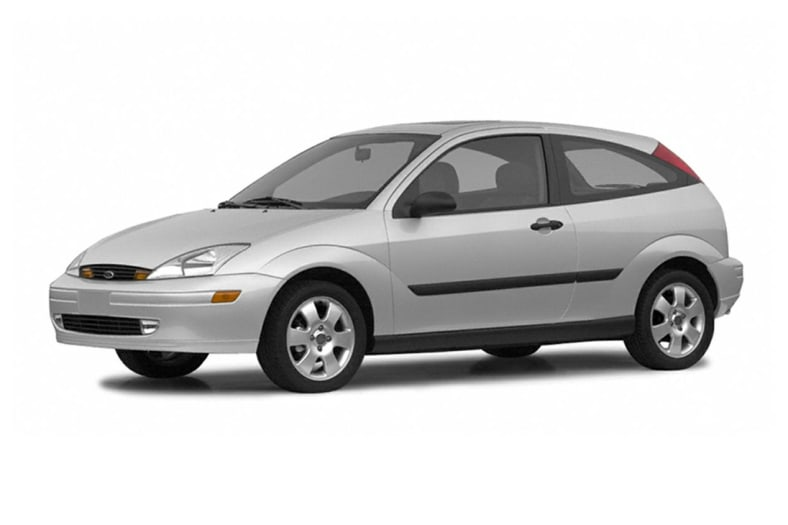 2004 Ford Focus Exterior Photo